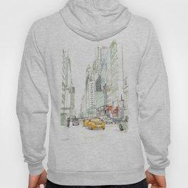 New York City Taxi Hoody