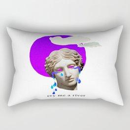 cry me a river Rectangular Pillow