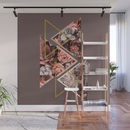 Elegant Succulents #society6 #decor #buyart Wall Mural