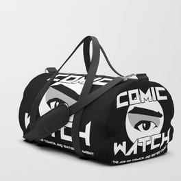 Comic Watch v4 Duffle Bag