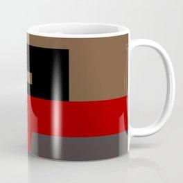Captain Sisko - Minimalist Star Trek DS9 Deep Space Nine - Trektangle - Trektangles startrek Coffee Mug
