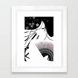 Asian Obsession Framed Art Print