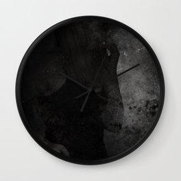 Morgue I Wall Clock