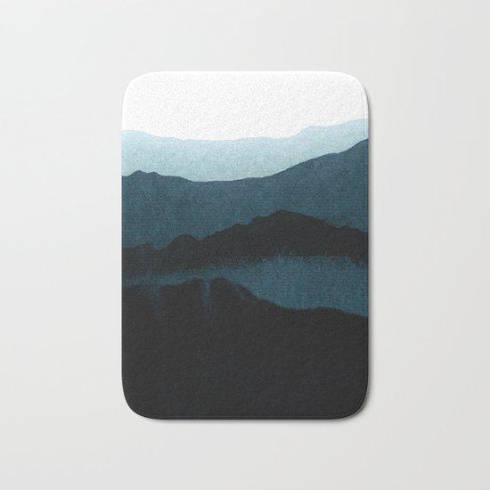 igneous rocks 3 Bath Mat