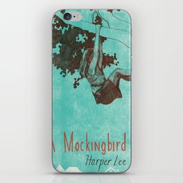 To Kill A Mockingbird iPhone Skin