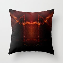 Kuhl's Civilisation Throw Pillow