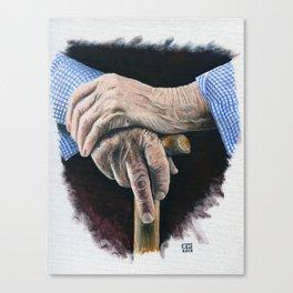 Age Canvas Print