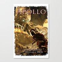 Apollo - Cover Art Canvas Print