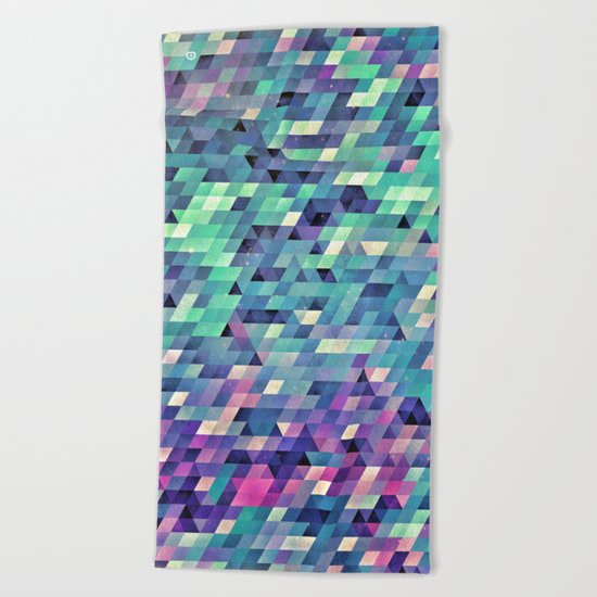 vyry_cyld Beach Towel