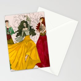 Romani Dances Stationery Cards