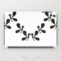 angels iPad Cases featuring Angels by by Ingela