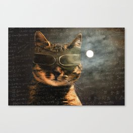 Into The Newsonomics Canvas Print