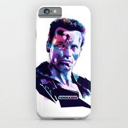 Arnold Schwarzenegger: BAD ACTORS iPhone Case