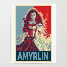 Elect the Amyrlin Poster