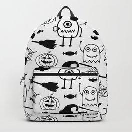 Monsters Halloween Backpack