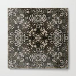 Fleurons VII Metal Print