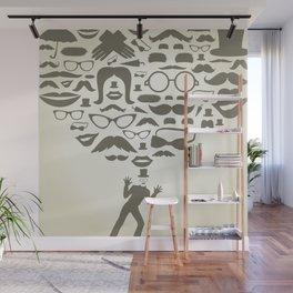 Art transformation Wall Mural