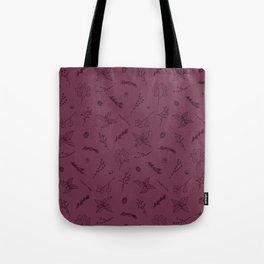 Herbs and Berries Tote Bag
