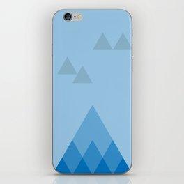 Ice Mountain iPhone Skin