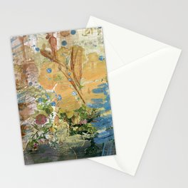 Desert Flowers Stationery Cards