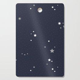 Starry Night Sky Cutting Board