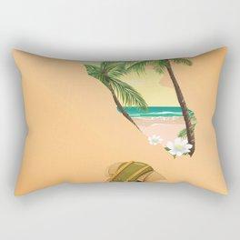 Sumatra Rectangular Pillow