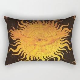 Lorenzo Lotto - Capoferri Magnum Chaos Rectangular Pillow