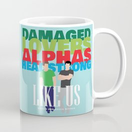 Marrow Titles Coffee Mug