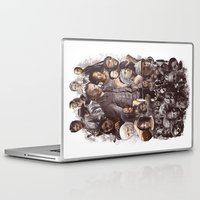 atlanta Laptop & iPad Skins featuring Atlanta by EPIK