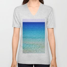 Calm Waters 2 Unisex V-Neck