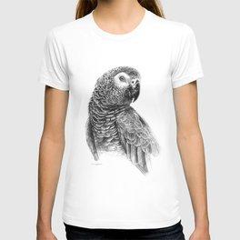 Gray Parot G083 T-shirt