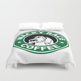 Muttley´s Coffee Duvet Cover