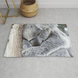 Sleeping Koala Rug