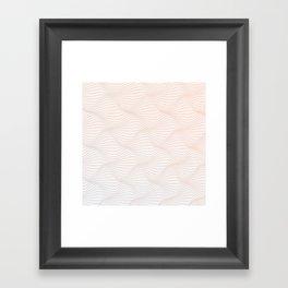 Pillow2 Framed Art Print