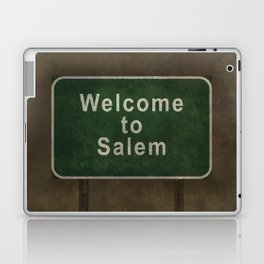 Welcome to Salem Laptop & iPad Skin