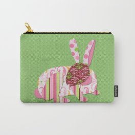 Ms. Wabbit Carry-All Pouch