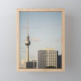 Berlin, Germany Framed Mini Art Print