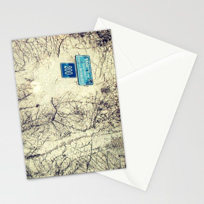 200 Stationery Cards