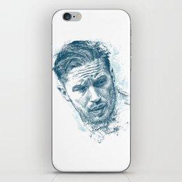 Tom Hardy iPhone Skin
