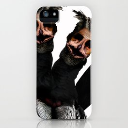 The Vulture Witch iPhone Case