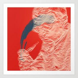 Jean-Paul Art Print