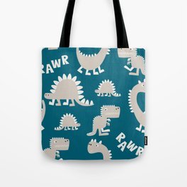 Dinos Tote Bag