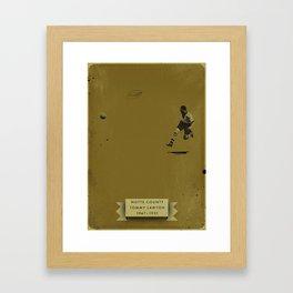 Notts County - Lawton Framed Art Print