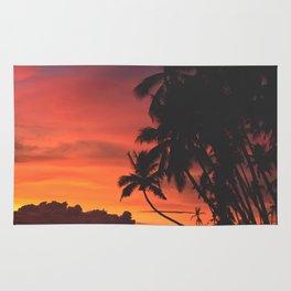 Palm Tree Majesty Rug