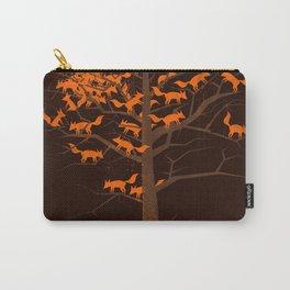 Blazing Fox Tree II Carry-All Pouch