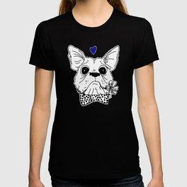 Dapper Frenchie T-shirt