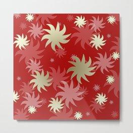 CHRISTMAS STARS 04 Metal Print