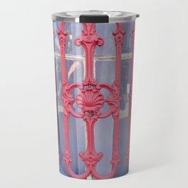 Nola red iron Travel Mug