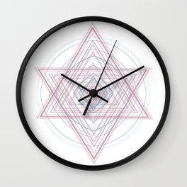 Geometrie - LBC Wall Clock