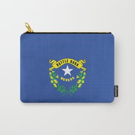 Nevada State Flag Carry-All Pouch